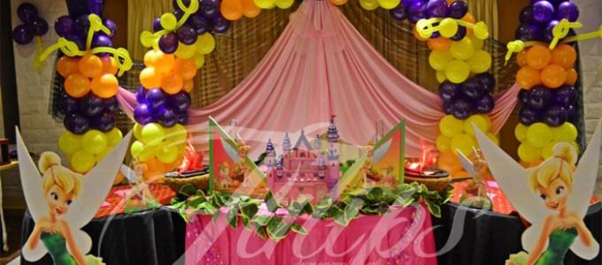 tinkerbell birthday party theme tulipsevent 021 680x300jpg