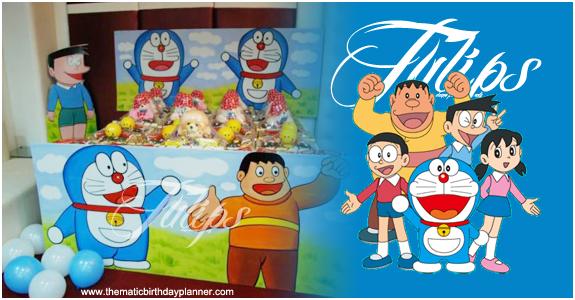 doraemon birthday party panner pakistan