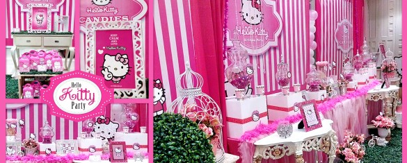 Hello Kitty Birthday Party Theme Ideas Planner In Pakistan