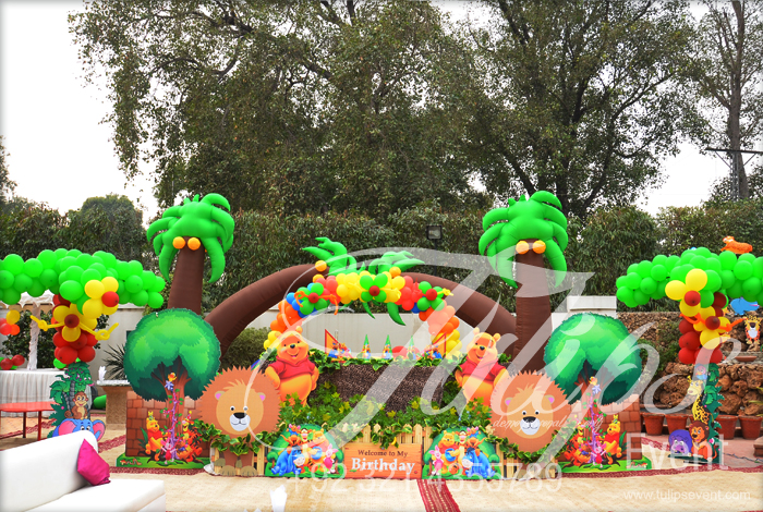 Theme park decoration games riafof for Amusement park decoration games