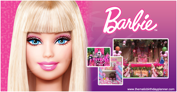 Barbie Birthday Party Planner in Pakistabn