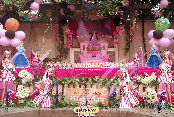 Barbie Girl Party Best Birthday Party Planner In Lahore
