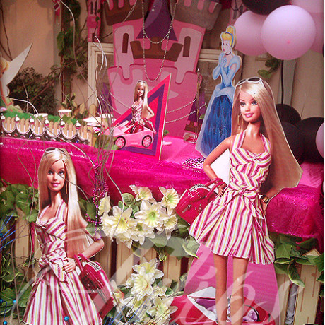 Barbie Girl Party