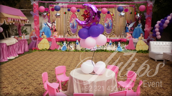 Plan Themed Disney Princess Snow White Cinderella Party