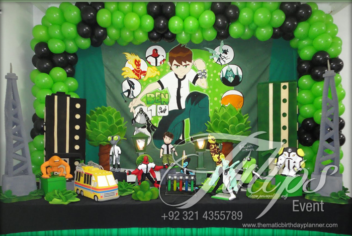 Disney Jungle Party Ideas And Decoration Planner In Pakistan