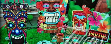 Hawaiian Themed Birthday Party Decoration Ideas Pakistan 20