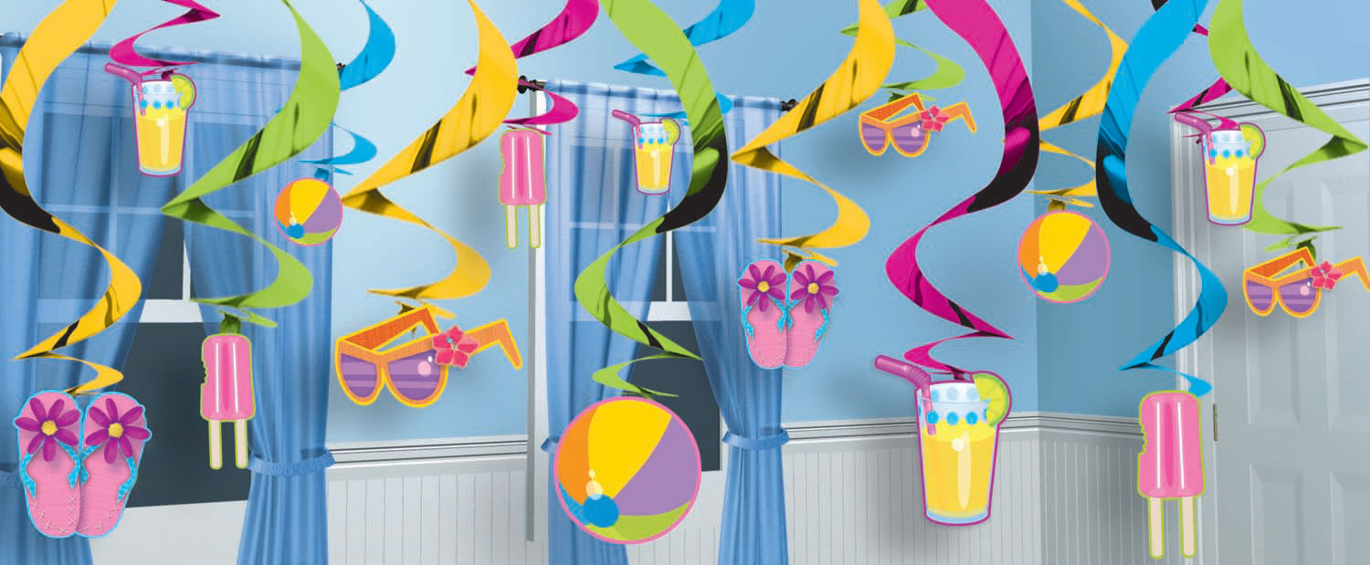 Summer Themed Classroom Decorations ~ Find best summer birthday party planner in lahore pakistan