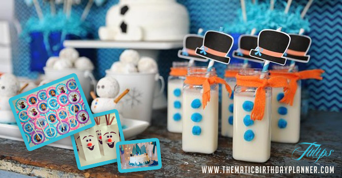 Frozen themed birthday party ideas planner in Pakistan