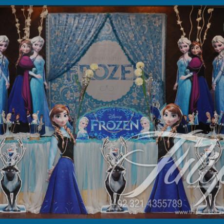Frozen Anna Party