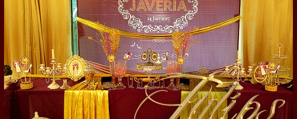 Bridal Shower Themed Decoration ideas in Lahore Pakistan 04