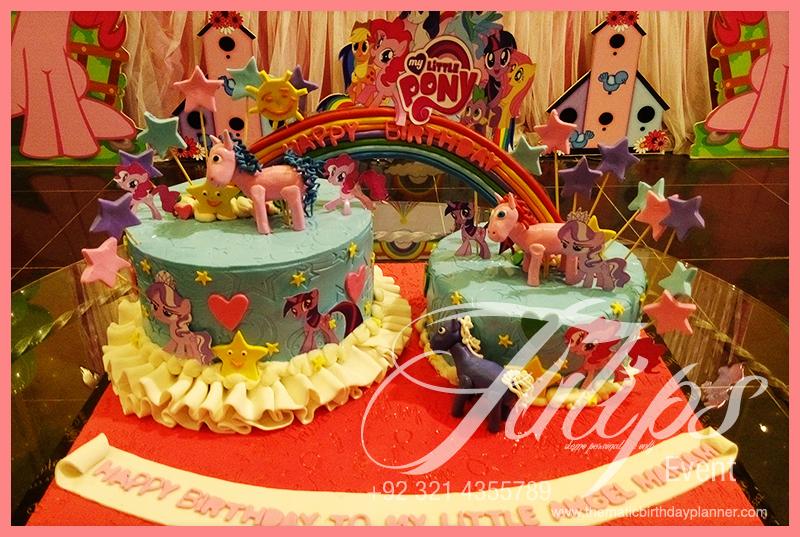 My Little Pony Rainbow Birthday party ideas in Pakistan (30)