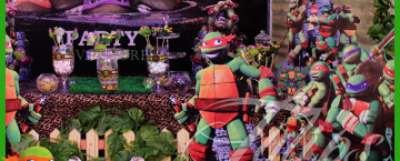 Teenage Mutant Ninja Turtles party ideas in Lahore Pakistan 33