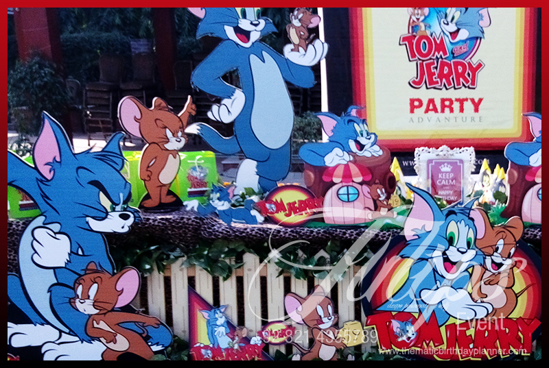 Tom And Jerry Party