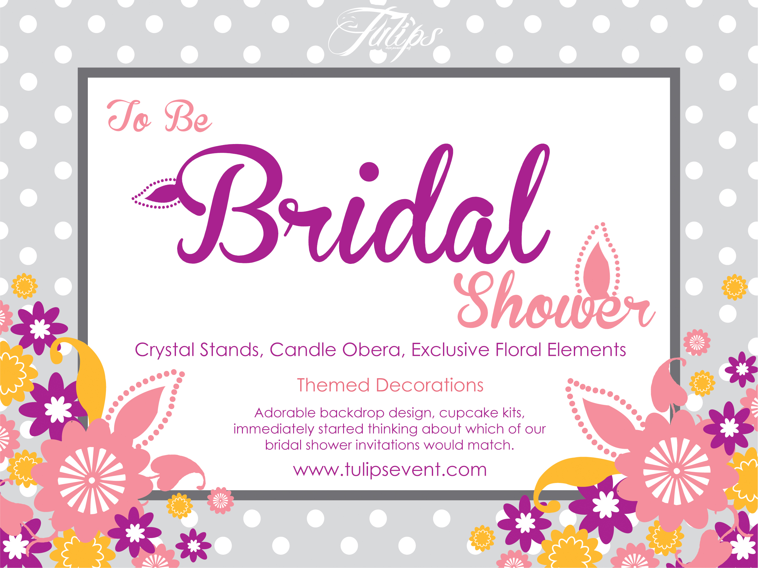 Planning showers parties bridal shower themes