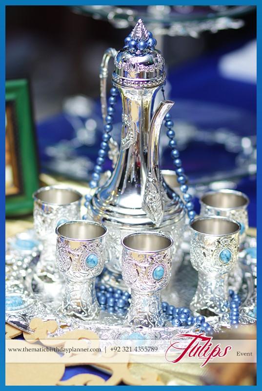 Royal King Birthday Theme Boy Party In Pakistan 44