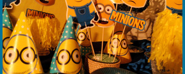 minions party theme ideas in Lahore Pakistan 05