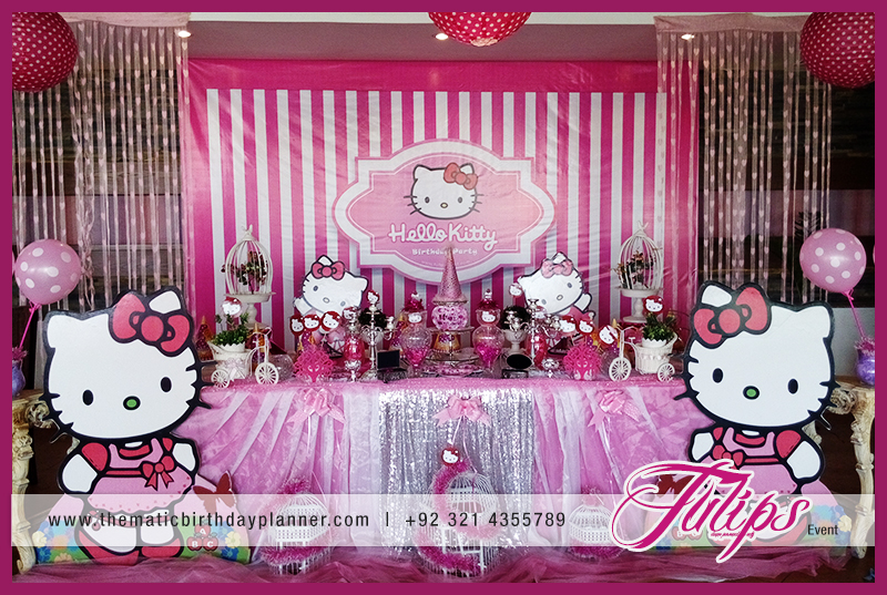 hello kitty party ideas. Black Bedroom Furniture Sets. Home Design Ideas