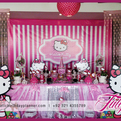 Mask Hello Kitty Party Ideas