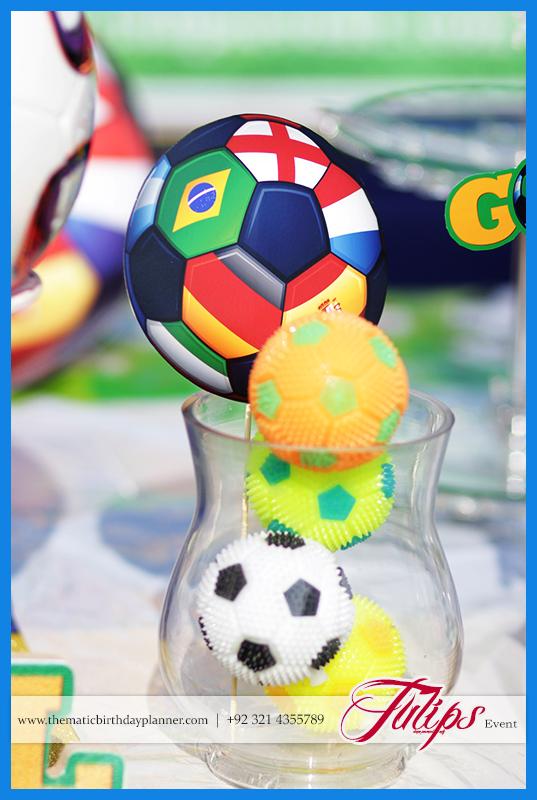 Soccer Birthday Football Party Theme Ideas In Pakistan 25
