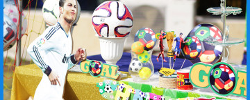 Soccer birthday football party theme ideas in Pakistan (5)