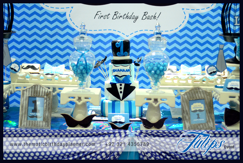 Little Man Mustache Birthday Party Theme Ideas In Pakistan 26