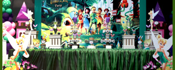 Fairy Tinker Bell Birthday Party Theme Ideas in Pakkstan 25