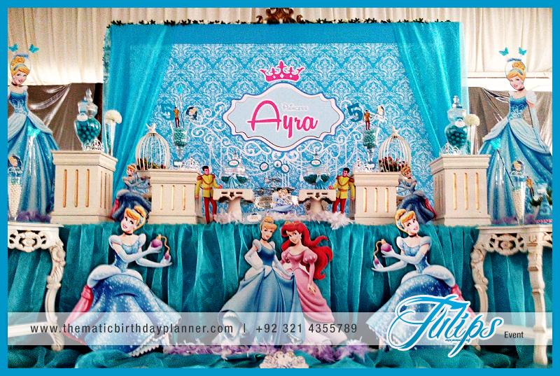 Disney princess cinderella party theme ideas in pakistan disney princess cinderella birthday party theme ideas in altavistaventures Image collections