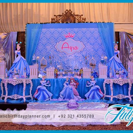 Disney Princess Cinderella Party