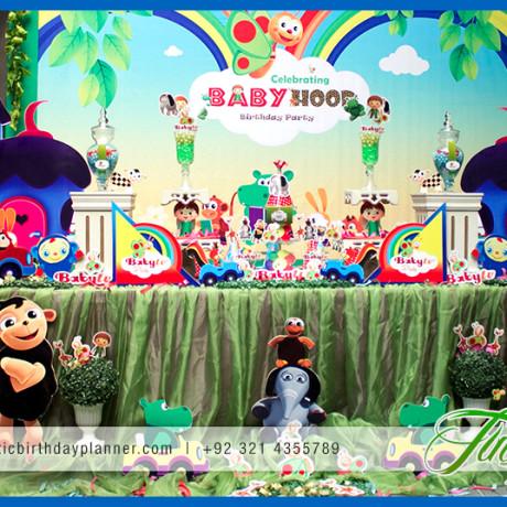 Babytv Party Theme