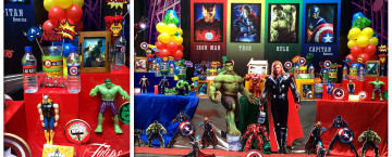 plan Superhero Birthday Party Theme in Pakistan