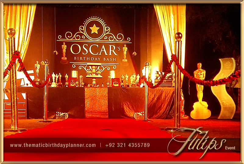 Oscar Party Theme