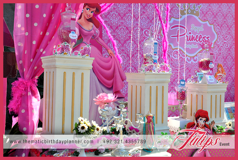First Birthday Party Theme Ideas For Girls In