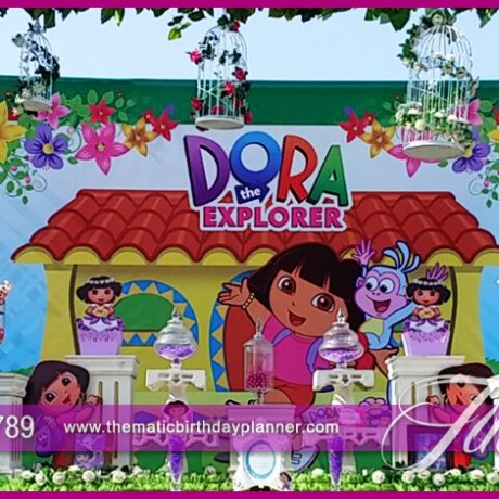 Dora The Explorer Birthday