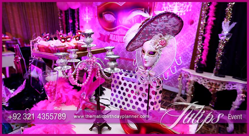 Masquerade Ball Decoration Ideas Elitflat