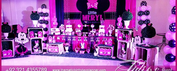 baby girl birthday theme Archives