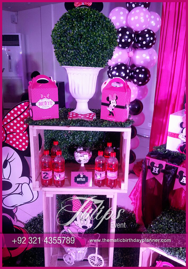 Explore The Best Minnie Mouse Party Ideas In Pakistan Best Birthday Party Planner In Lahore