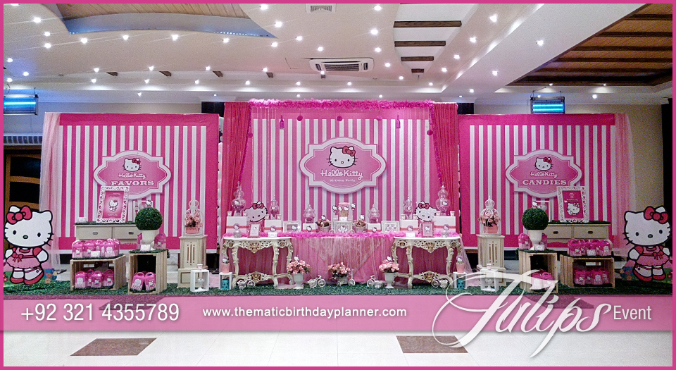 Best Themed Birthday Party Decoration Photo Gallery Pakistan