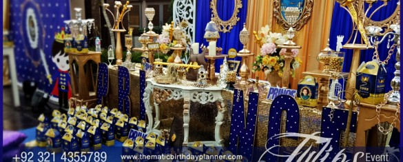 Royal King Celebrations Theme outdoor party ideas in Pakistan (11)