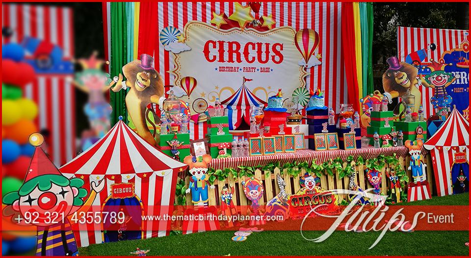 Carnival theme birthday - Carnival theme decoration ideas ...
