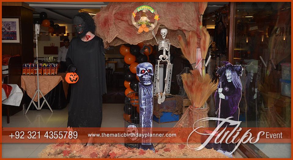 Spooky Halloween Party Decoration Ideas in Pakistan 13