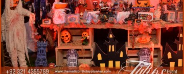 Spooky Halloween Party Decoration Ideas in Pakistan 24