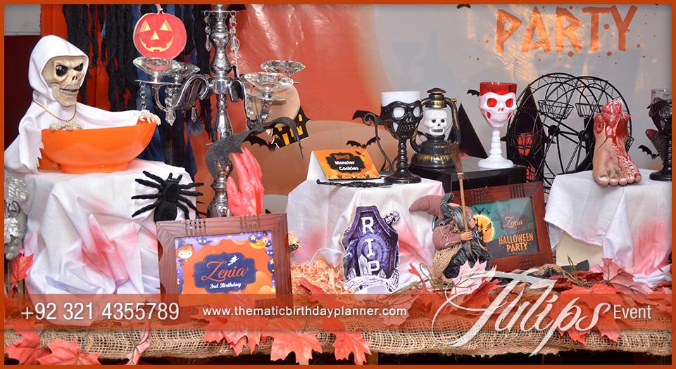 Spooky Halloween Party Decoration Ideas in Pakistan 37