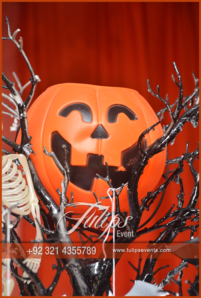 Spooky Halloween Party Decoration Ideas in Pakistan 50