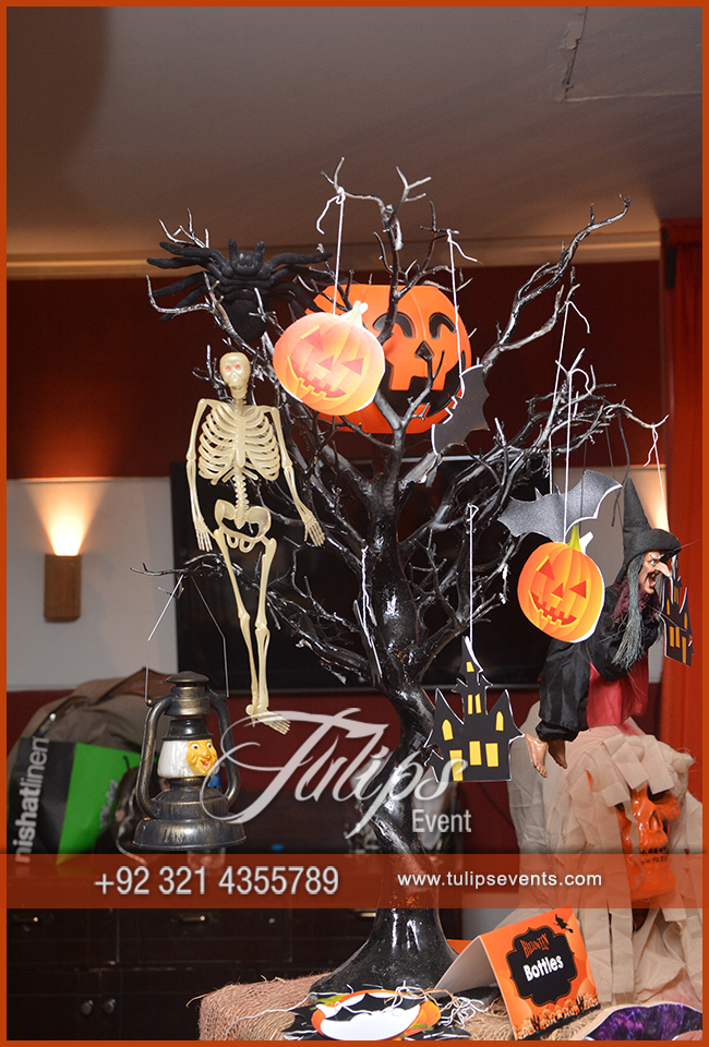spooky halloween party decor ideas in pakistan - Scary Halloween Party Decoration Ideas