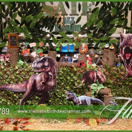 Jurassic Park Party Decor
