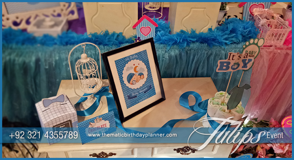 Gender Neutral Baby Shower Theme Party Decor ideas in Pakistan 04