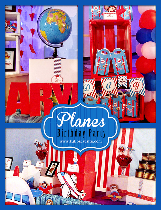 Little Pilot in Plane Birthday Party Theme Ideas in Pakistan - Copy
