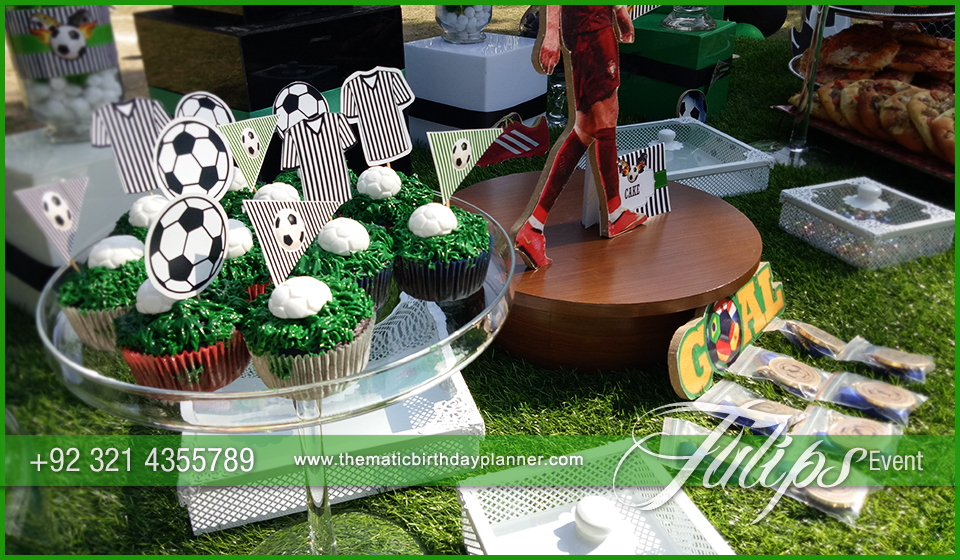Outdoor Soccer Theme Party ideas in Pakistan 10