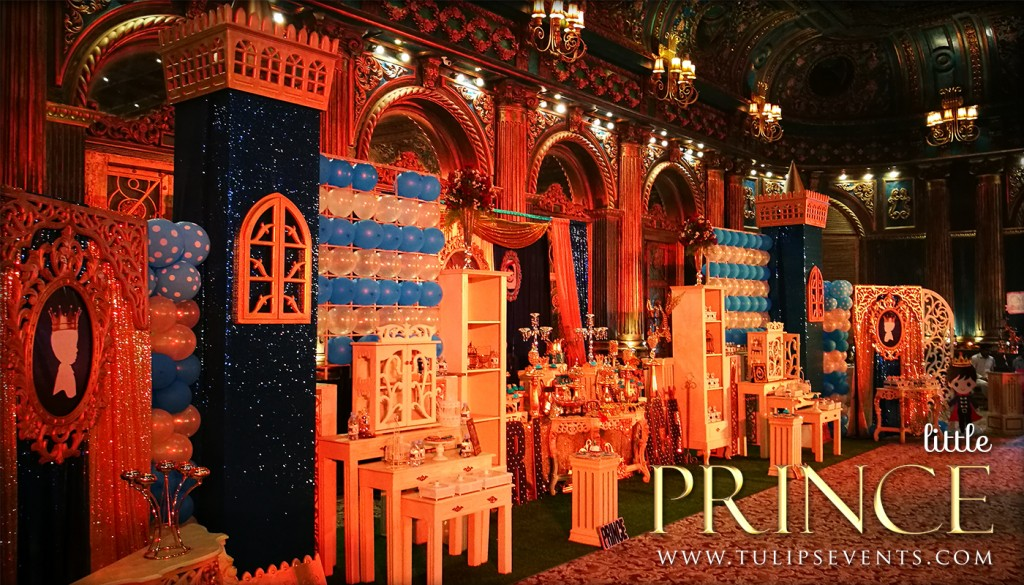 Royal Celebrations Little Prince Party ideas in Pakistan 01
