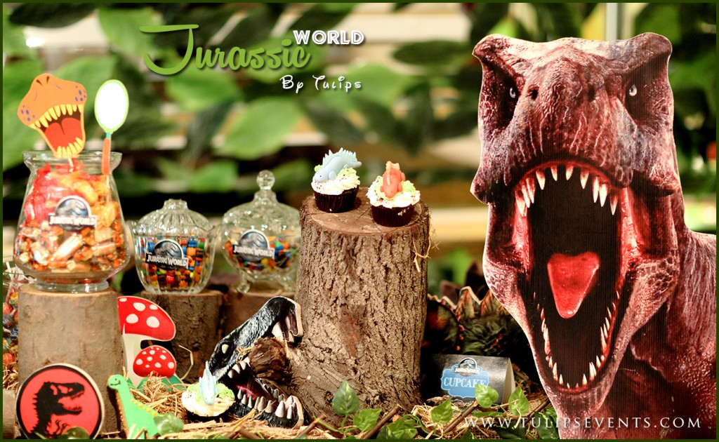 jurassic world theme party ideas in Lahore Pakistan
